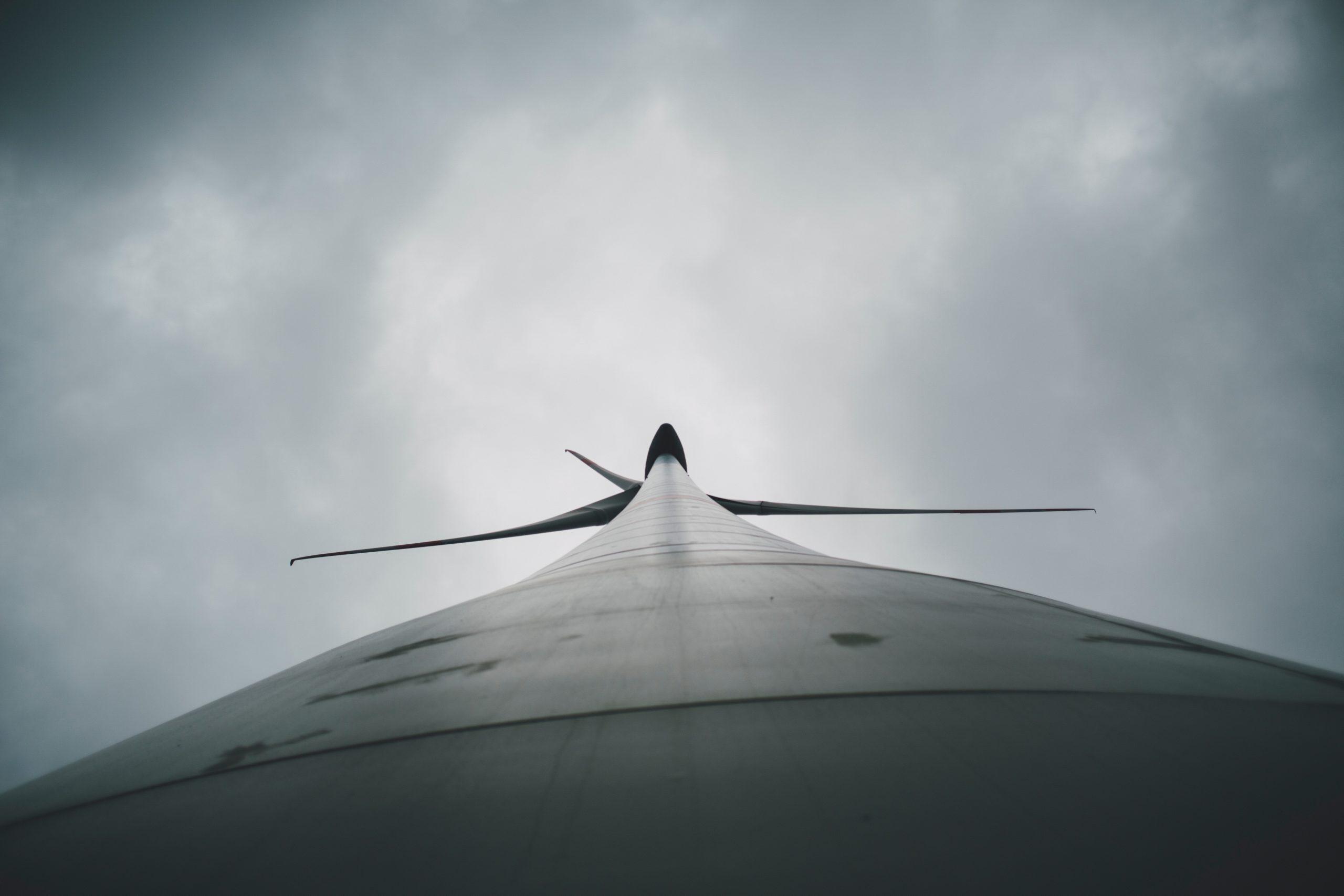 Profile of Wind-Mill closeup