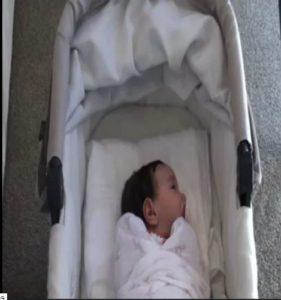 Baby in Rocker